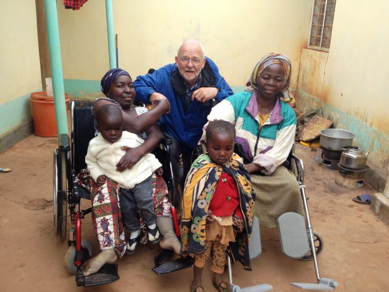 MBI Team Member Gregg Scott: Medical Equipment for Tanzania