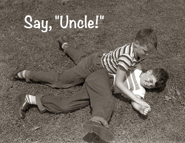 Say Uncle!
