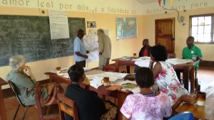 strategic planning in YWAM Nampula